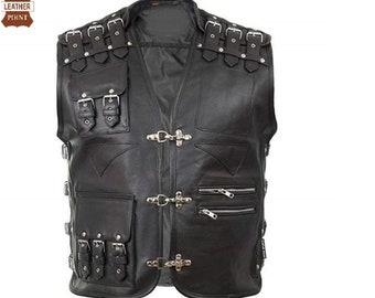 Fashion Punk Gothic Black  Collar Charm Necklace Choker Chunky Pendant  R1I3