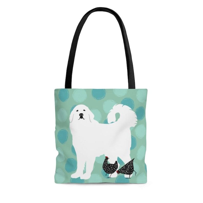 pyrenees lover Great Pyrenees tote bag Pyrenees tote dog lover gift Pyrenees purse tote bag handbag cute tote bag dog beach tote