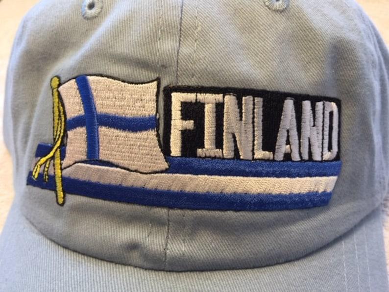 Finland Cap