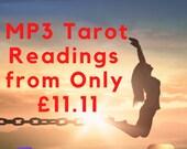 15/30/45 Minute MP3 Digital Tarot Reading by E-Mail