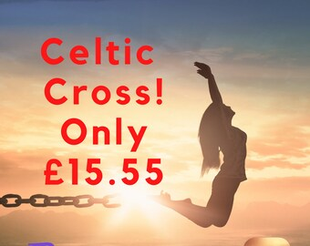 The Celtic Cross - MP3 Digital Tarot Reading by E-Mail