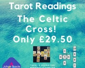 The Celtic Cross - MP3 Digital Tarot Reading by E-Mail