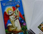 Tarot of White Cats - Severino Baraldi (Lo Scarabeo)