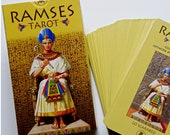 Ramses Tarot of Eternity - Giordano Berti (Lo Scarabeo)