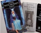 Silver Witchcraft Tarot Cards – Barbara Moore (Lo Scarabeo)