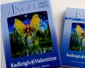 Angel Tarot Cards - Radleigh Valentine (Hayhouse)
