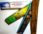 Incense Special – 3 x 15gm box with ski holder