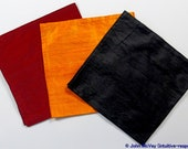Large 100% SILK Reading Cloth - (48 X 48 Cm)