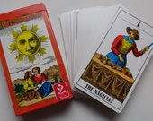 1JJ Swiss Tarot Cards (AGM)