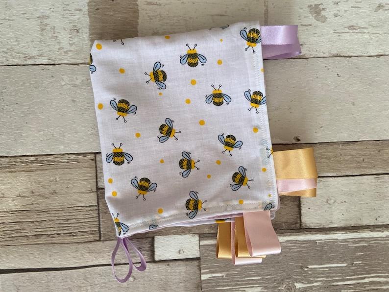 Taggy blanket Baby Comforter Muslin comforter