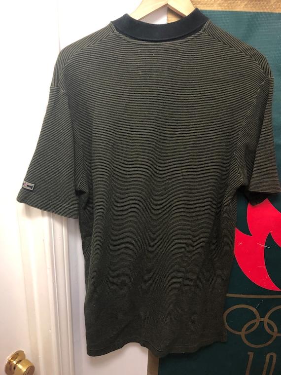 Vintage Polo Sport Striped Shirt - image 4