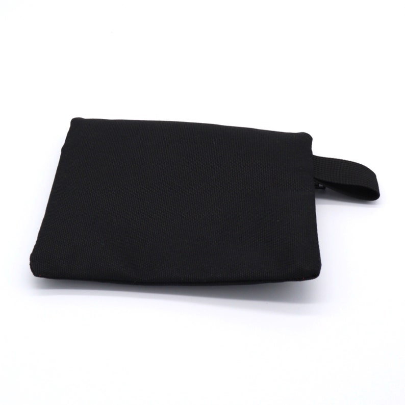 7\u201dx5.5\u201d EDC Pouch Black or Woodland Organize your pack in this durable pouch. Makes a great Fire Kit or First Aid Kit