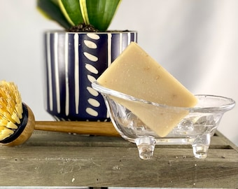 "Soap, handmade soap, Bar soap, Vegan Soap, Homemade Natural Soap ""Cherry Almond Oatmeal"""