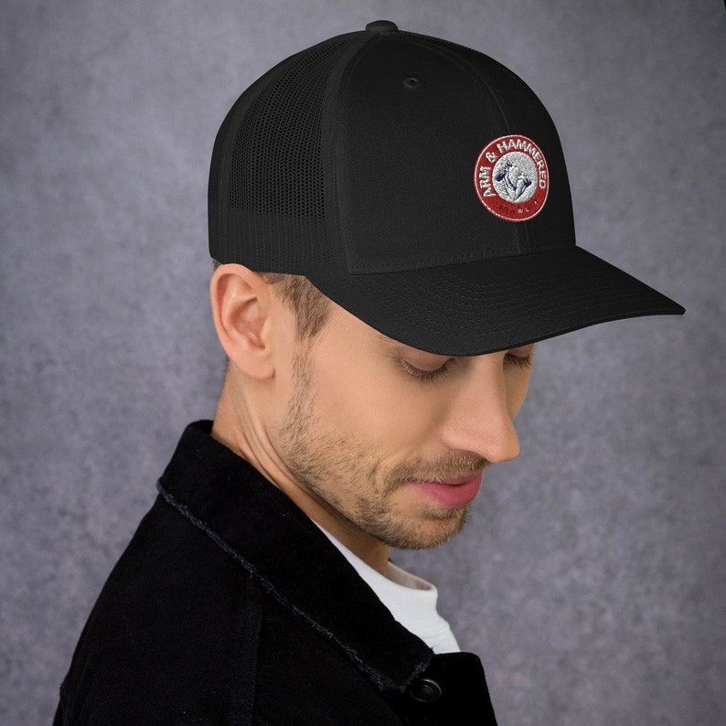 Stevewilldoit Arm Hammered Multicolor Cap Full Send Etsy Stephen deleonardis (born august 26, 1998), better known as stevewilldoit, is an american youtuber and entertainer known for his extreme challenge videos. etsy
