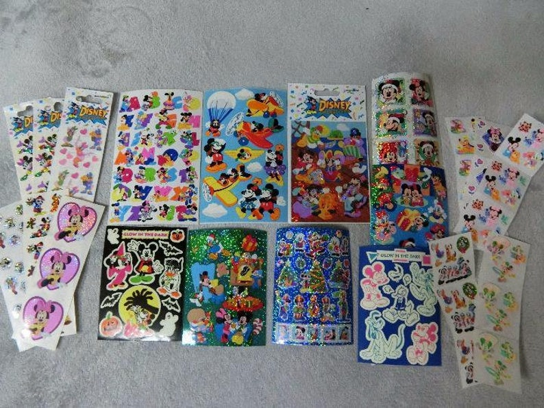 Sandylion Disney vnt stickers very rare