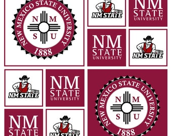 New Mexico State Etsy