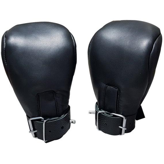Bondage Mittens Doghouse Leathers