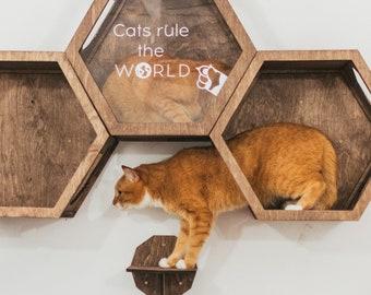 Cat shelves | Etsy