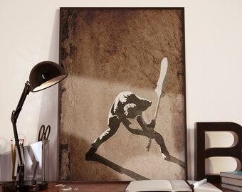 PUNK I Grunge Art, Wall art, Music, Home decor, Guitar, Wall prints, Modern art, Rage