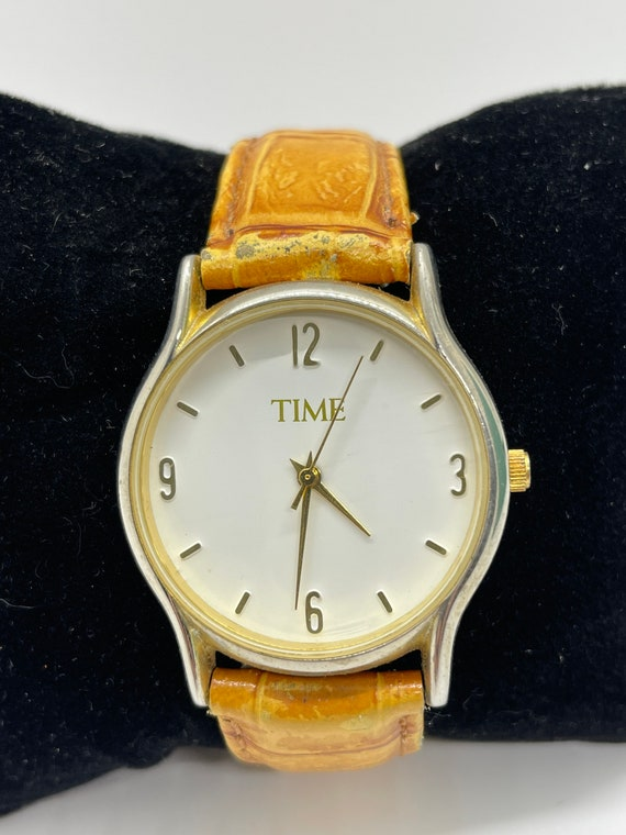 Vintage Time Life Magazine Watch
