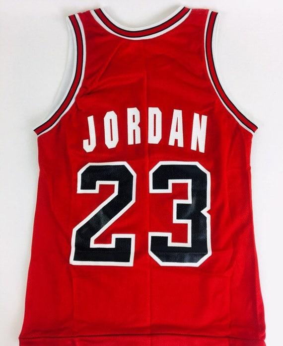 Michael Jordan Jersey Vintage Jersey Chicago Bulls