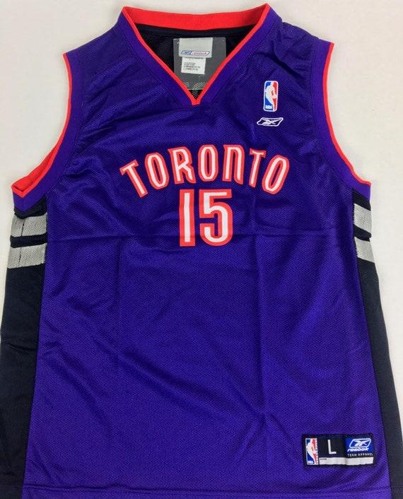 Toronto Raptors Jersey Vince Carter Jersey Vintage
