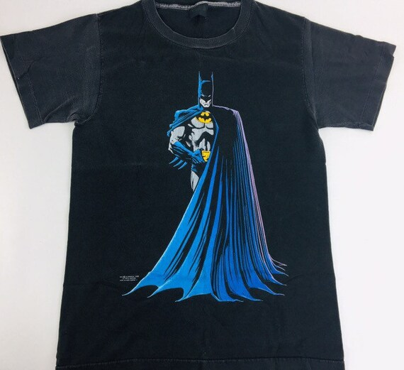 Vintage Batman Shirt Batman shirt 1980s Tee 1980s