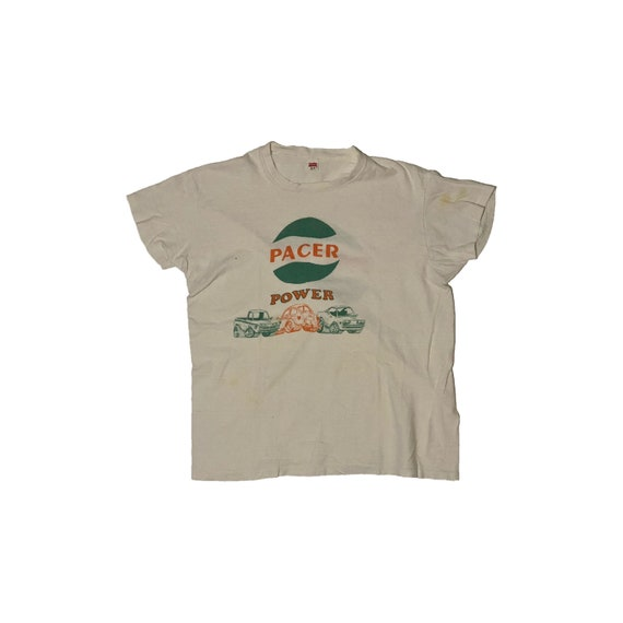 1960's Pacer Power T-Shirt XL (fits S/M)