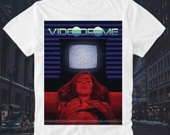 Vidéodrome film t-shirt gents ladies /& tailles enfants debbie harry cronenberg film