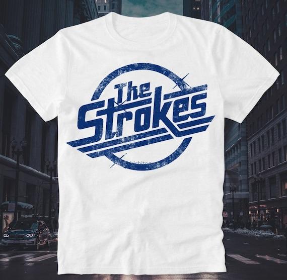 THE STROKES  T SHIRT Strokes t-Shirt music t shirt pop memorabilia pop//rock NEW