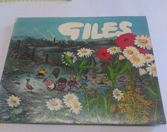 Giles Sunday Express and Daily Express Cartoons 25th Series 1970 to1971