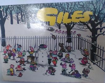 Giles Sunday Express and Daily Express Cartoons 16th Series. 1961-1962