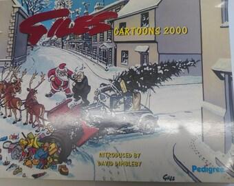 Giles Cartoons 2000 Annual