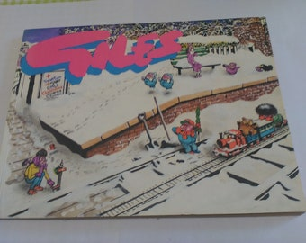 Giles Sunday Express and Daily Express Cartoons 44th Series (published 1990)