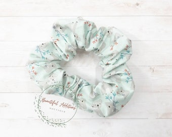 wrapping ribbon 5 or 10 Ties  Hairties Bracelets  Arm Bands -Great for gift birthday party- cinch free crease free- turtle blue green