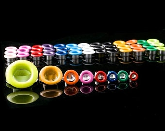 2mm 3mm 4mm 5mm 6mm 10mm Colored Grommets / Eyelets