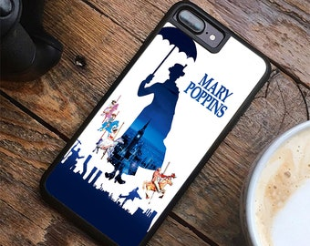 coque iphone 8 mary poppins