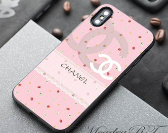 channel iphone 8 case