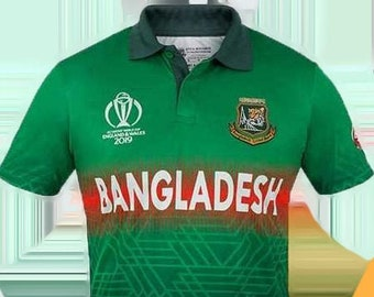 a5c5156ed Bangladesh Cricket Team Official Jersey ICC World Cup 2019 -Original BCB  Approve