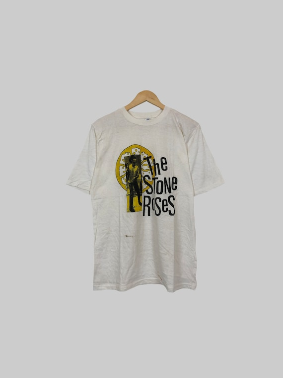 Size M   Vintage 80s The Stone Roses (New Order Sm