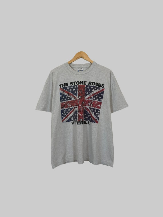 Size XL   Vintage 90s The Stone Roses Waterfall (N