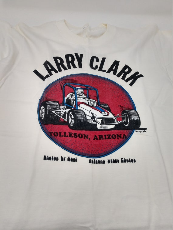 Larry Clark T-Shirt - Size Medium