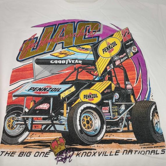 1998 Jac Haudenschild T-Shirt - Size XL