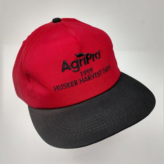 1999 Husker Harvest Day AgriPro Hat