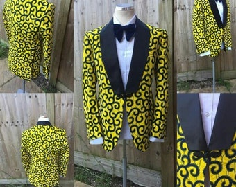 Blazer DandyHerren hellgrau Vintage Herren Vintage Größe Mantel Jacke Jersey JackeVintage Jacke Blazers XL Kc3lF1TJ