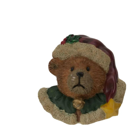Vintage Boyds Bearwear Pins The Queen and Super Mom Brooch New in the Pack