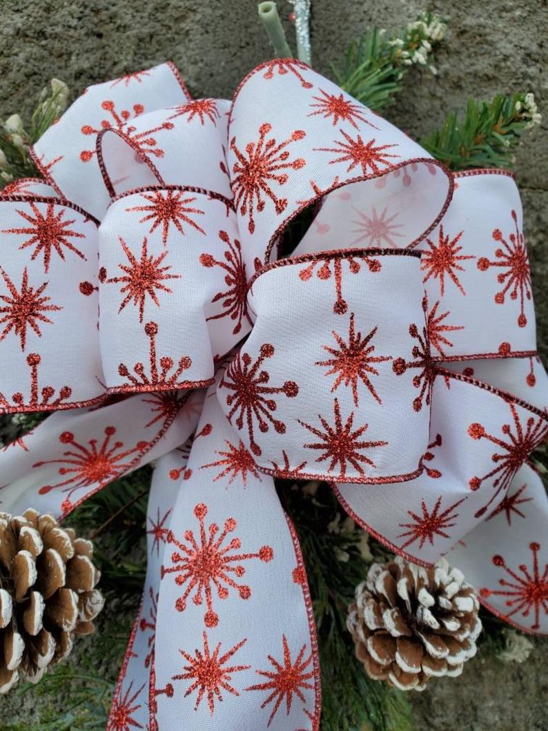 Pine Christmas Teardrop ~ Holiday Floral Decor
