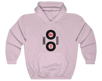 MOOD Unisex Heavy Blend Hooded Sweatshirt
