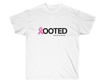 Breast Cancer Awareness unisex ultra cotton tee
