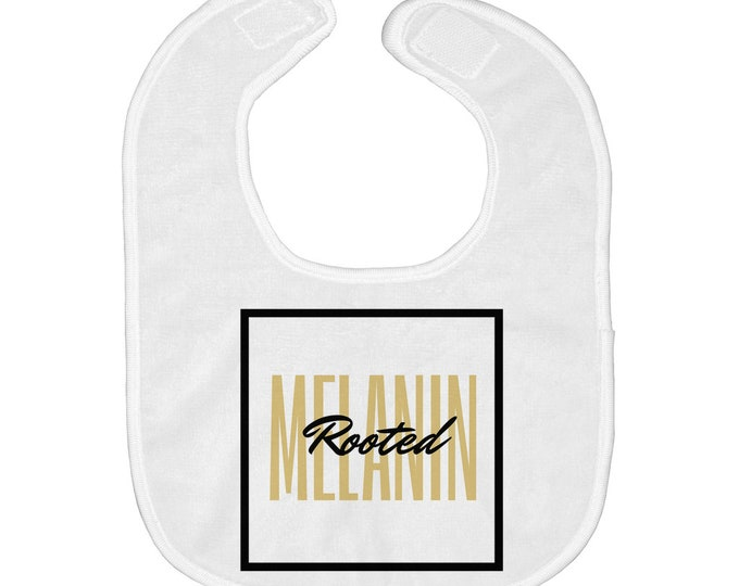 Rooted Box Baby Bibs